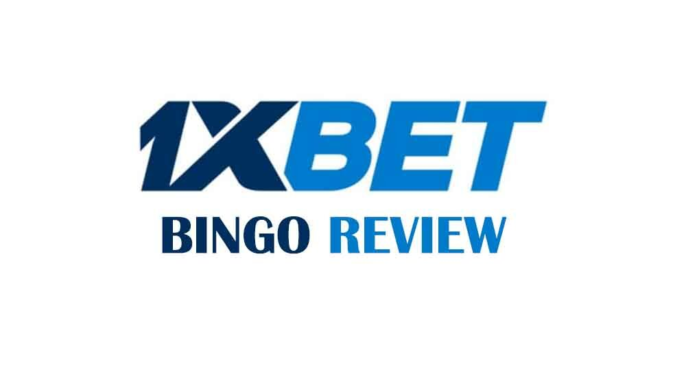 1xBET Bingo review