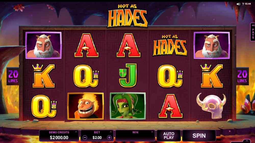 Hot as Hades Jackpot Analysis