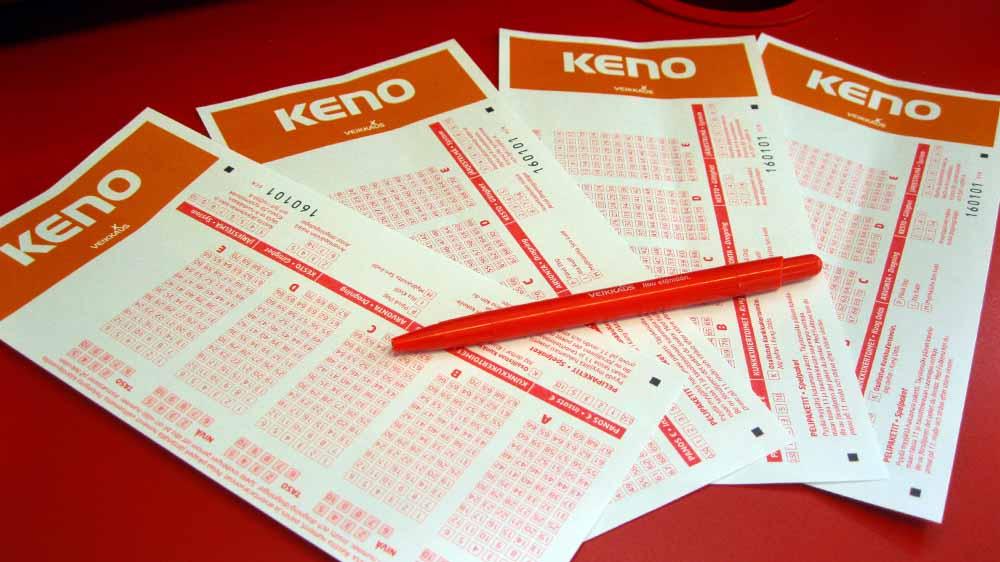 Keno Systems Strategy