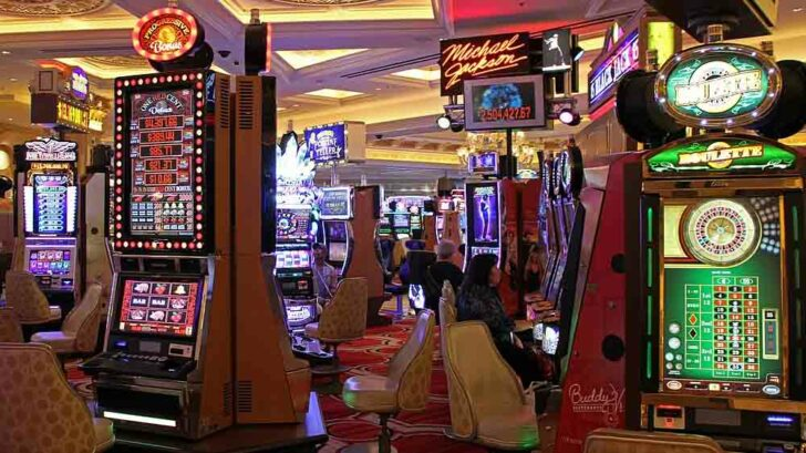 How To Find Loose Slot Machines
