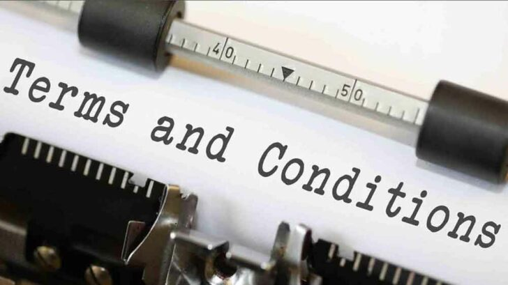 Casino terms and conditions mesa arizona casino