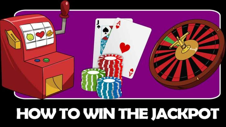 How to Win a Jackpot
