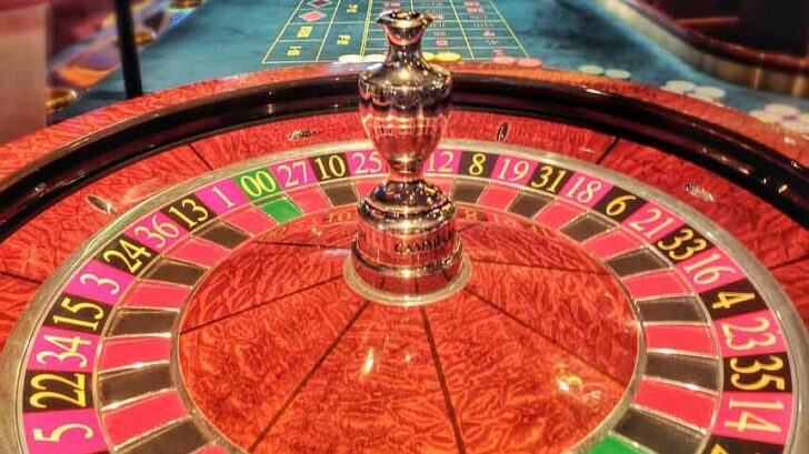 Martingale Roulette Strategy