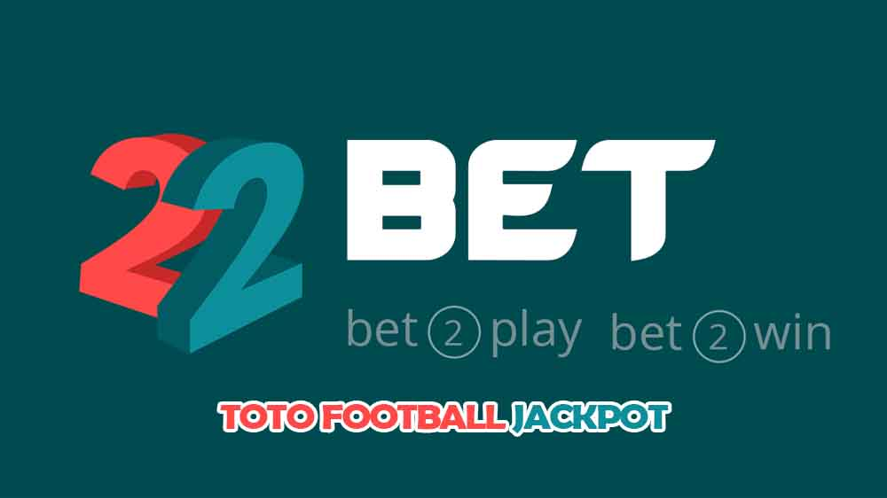 TOTO Football Jackpot Promotion at 22Bet