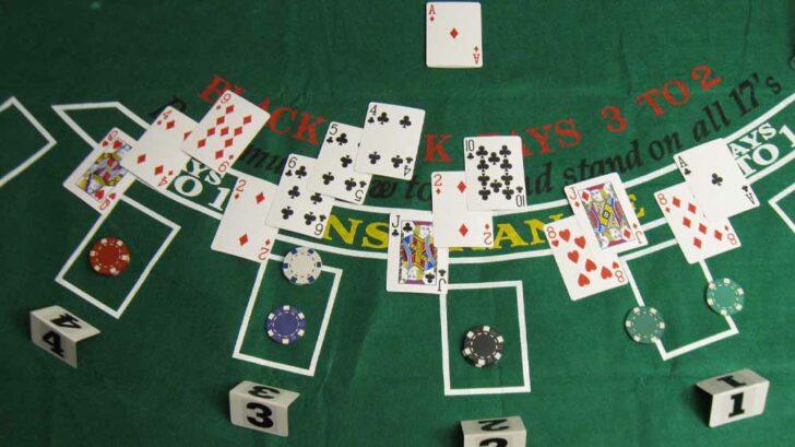 blackjack advice