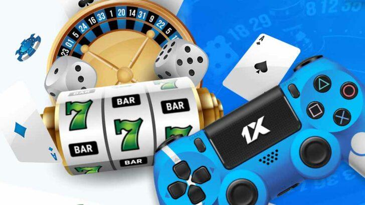 200% 1xBET Casino Match Bonus