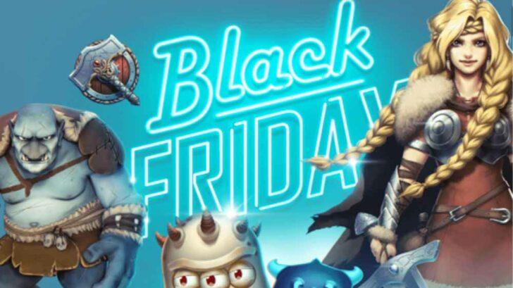 Black Friday casino tournament