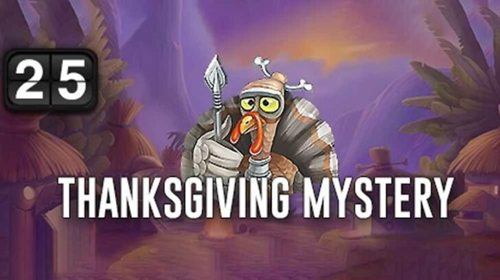 Deposit Bonus Codes for Thanksgiving