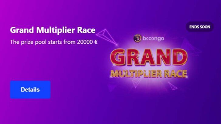 Grand Multiplier Race