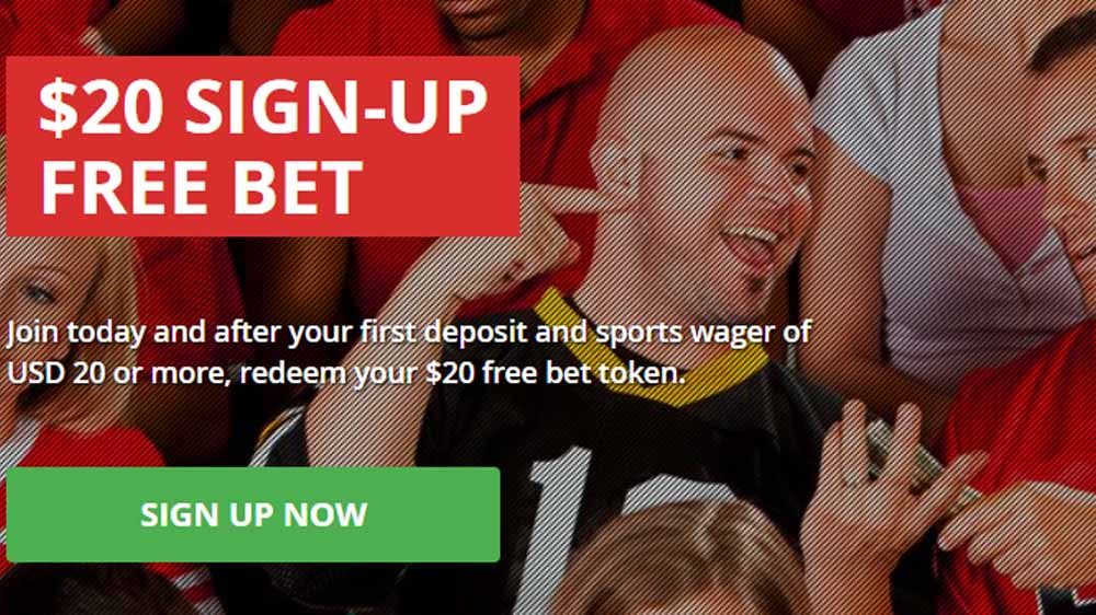 sports betting free bets