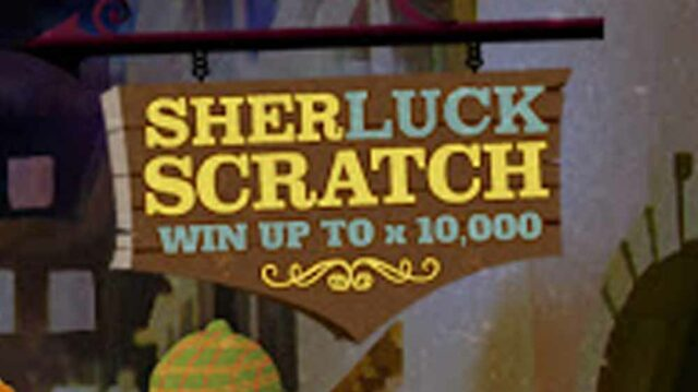 Sherluck Scratch Jackpot Analysis