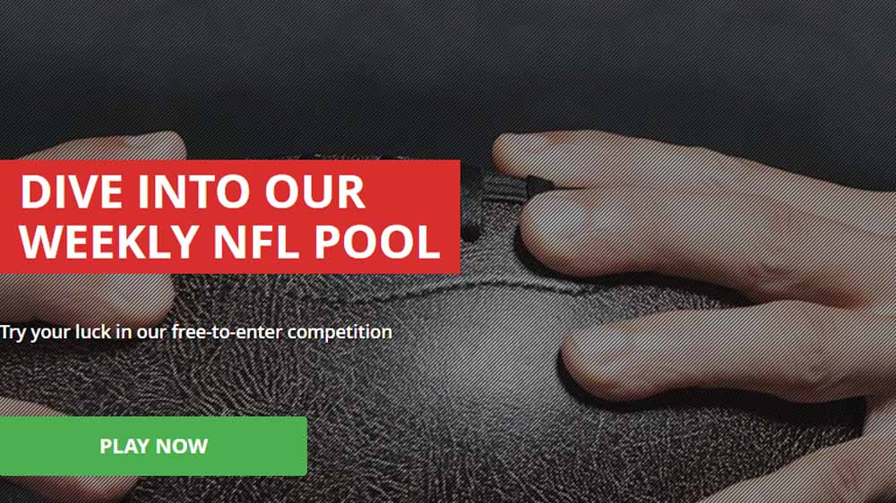 Weekly NFL Promo at Intertops Sportsbook – Win Bet Tokens Up to $100