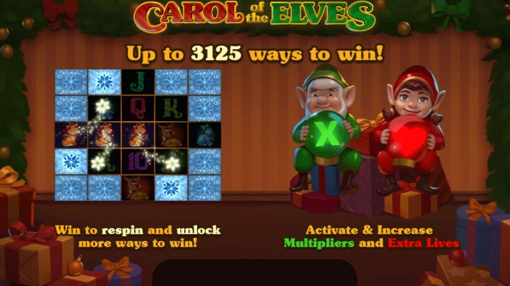 Carol of the Elves jackpot analysis