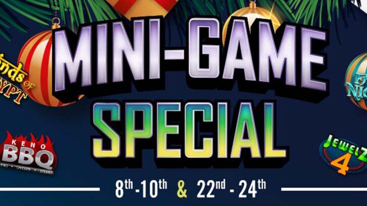 Mini-game Special Promo