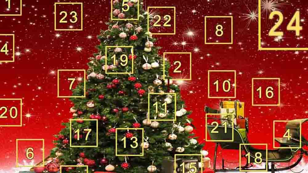 bet365 casino advent calendar