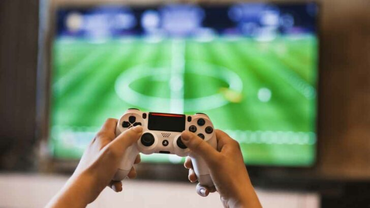are video games promoting gambling