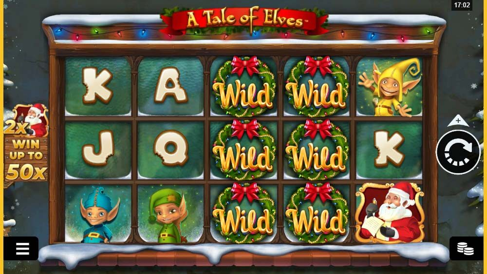 A Tale of Elves jackpot analysis