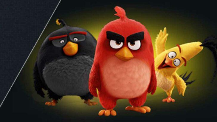 Angry birds casino promo