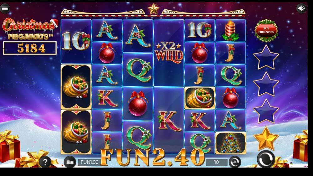 Christmas Megaways jackpot analysis