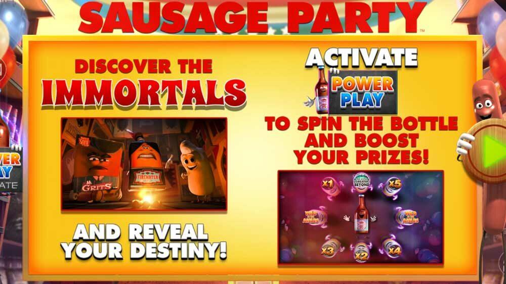 Sausage Party jackpot analysis