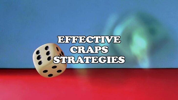 craps strategies to increase profits