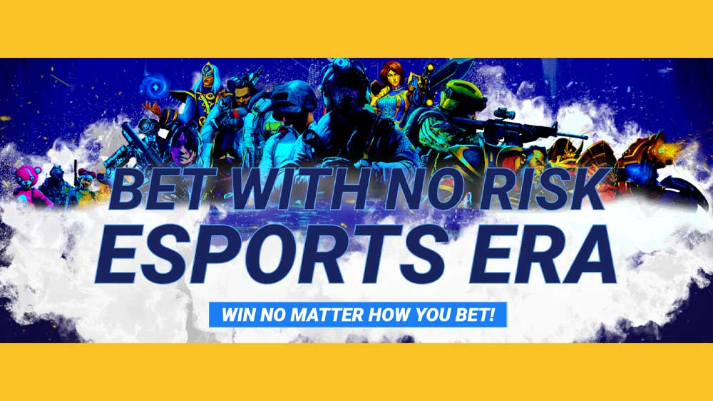 eSports No Risk Bet