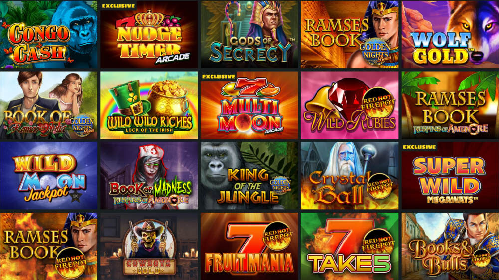 online jackpot games, jackpot analysis, Whamoo Casino jackpot slots