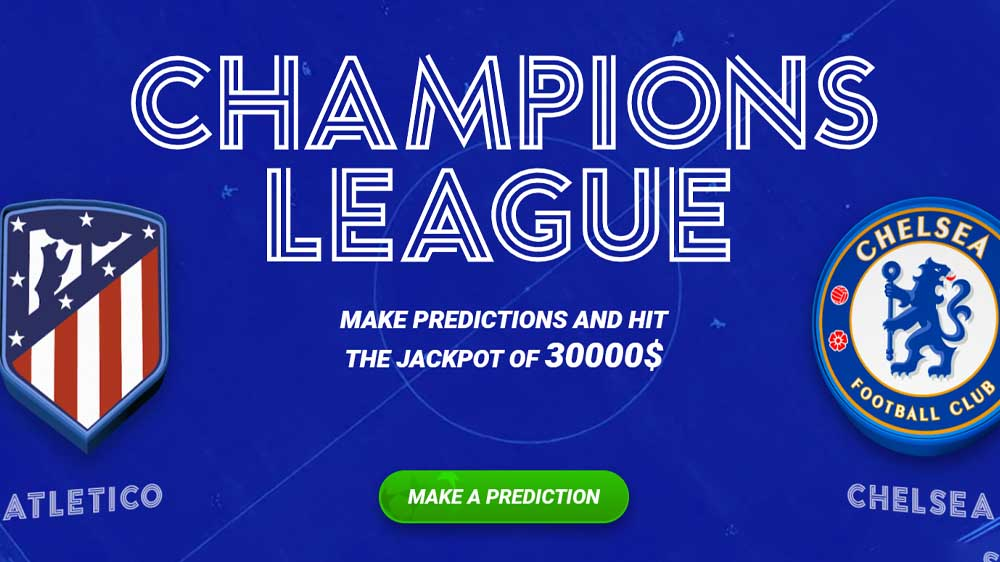 Champions League Betting Superprize