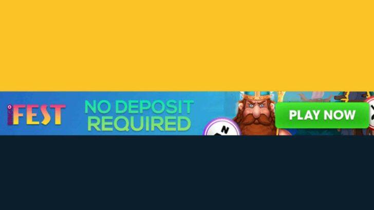 Exclusive BingoFest Bonus