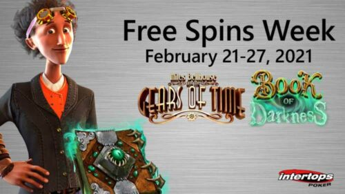 Intertops Casino Free Spins: Deposit $50 or More Get 70 FS
