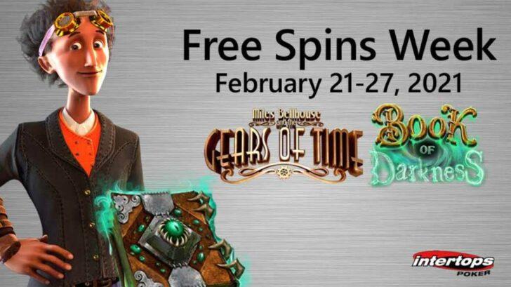 Intertops Casino free spins