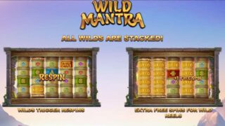 Wild Mantra Jackpot Analysis