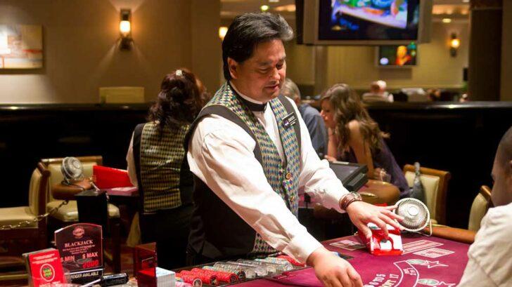 popular casino jobs