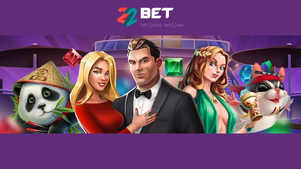 22BET Casino Weekly Prizes
