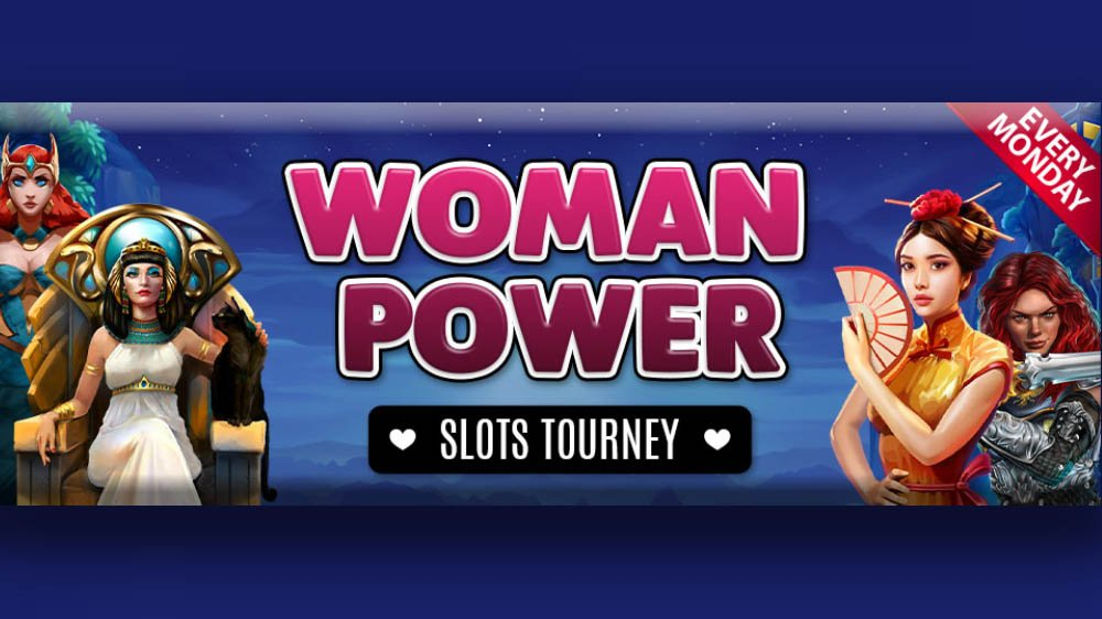 Women Power Slots Tourney