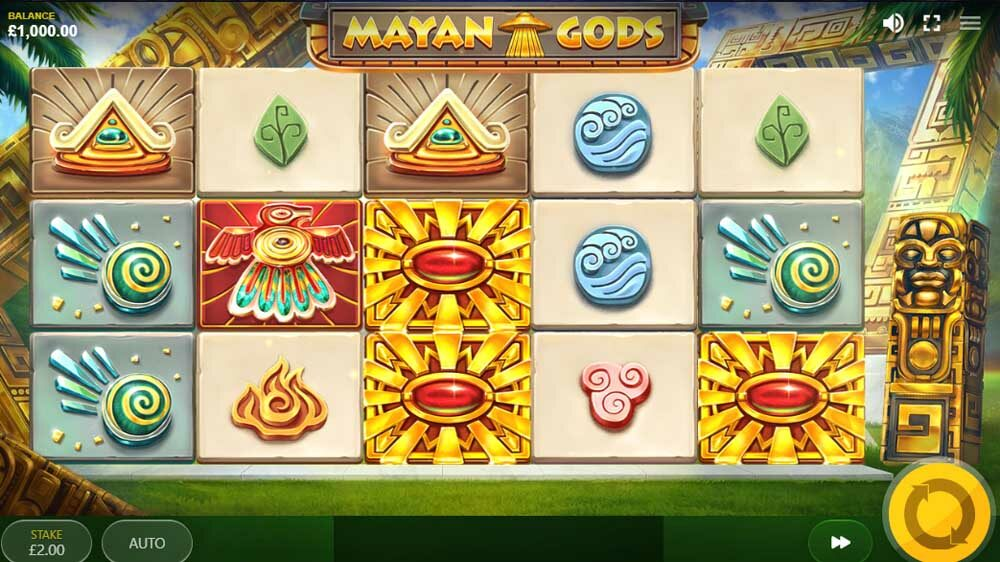 Mayan Blocks jackpot analysis ps1