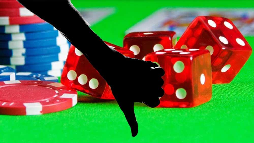 casino loser