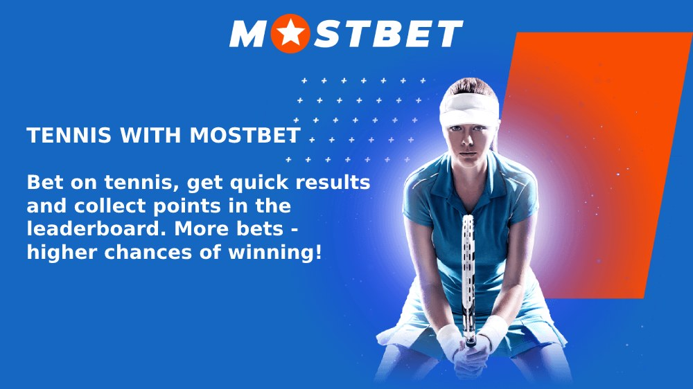 Online tennis betting tournament