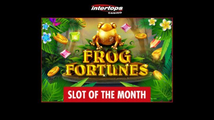 Slot of the Month Bonus