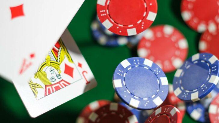 Strip blackjack