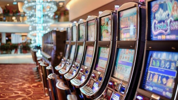 Current Bonus Offers In The Online Casino Gowild - Is It Legal To Slot Machine